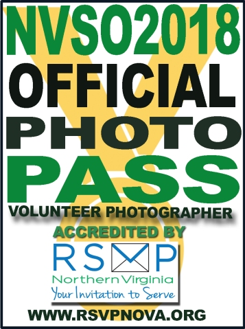 official NVSO PHOTO PASS